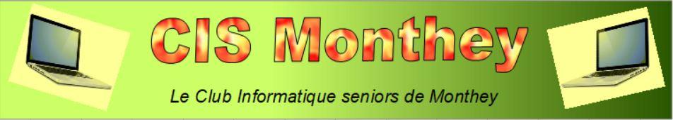 Club Informatique Senior - Monthey